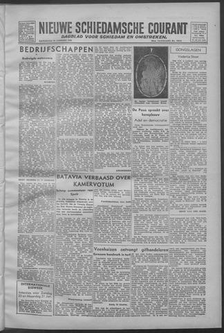 Nieuwe Schiedamsche Courant 1946-01-19