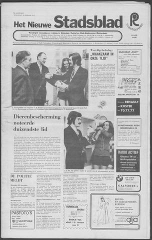 Het Nieuwe Stadsblad 1973-02-28