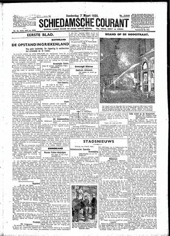 Schiedamsche Courant 1935-03-07