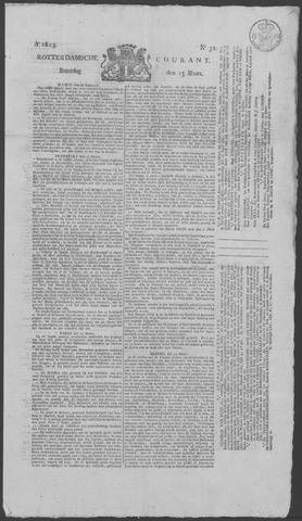 Rotterdamse Courant 1823-03-15