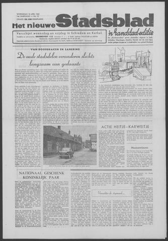 Het Nieuwe Stadsblad 1962-04-18