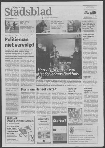 Het Nieuwe Stadsblad 2016-08-03