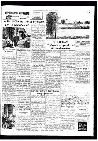 Rotterdamsch Nieuwsblad / Schiedamsche Courant / Rotterdams Dagblad / Waterweg / Algemeen Dagblad 1964-07-24