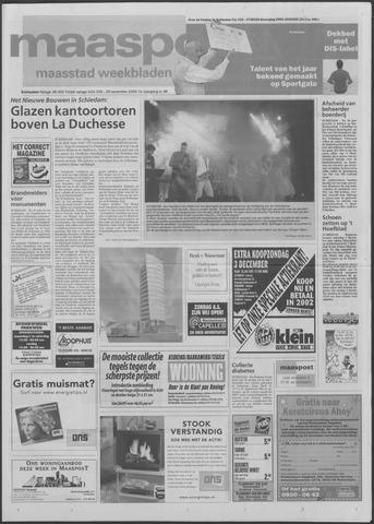 Maaspost / Maasstad / Maasstad Pers 2000-11-29