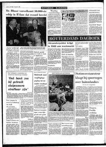 Rotterdamsch Parool / De Schiedammer 1968-12-07