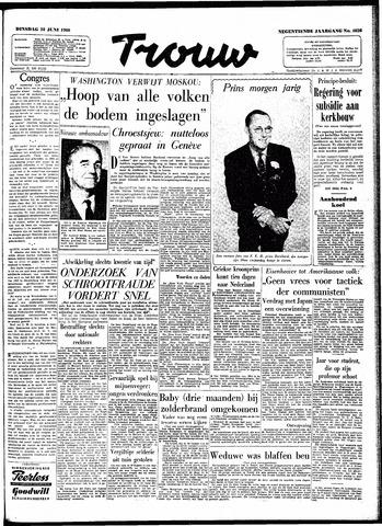 Trouw / De Rotterdammer 1960-06-28