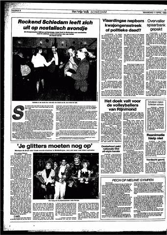 Het Vrije volk 1988-04-11