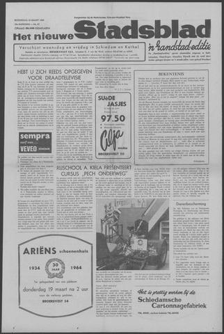 Het Nieuwe Stadsblad 1964-03-18