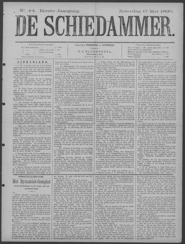De Schiedammer 1890-05-17