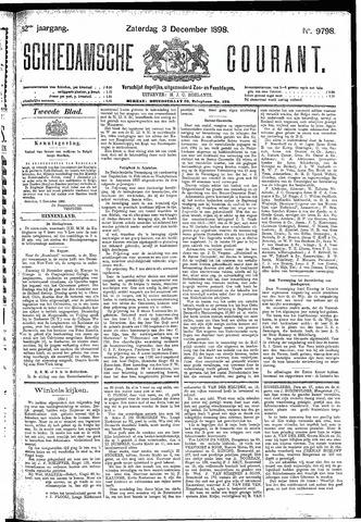 Schiedamsche Courant 1898-12-03
