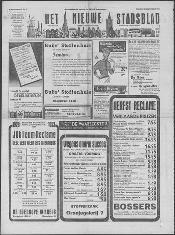 Het Nieuwe Stadsblad 1953-09-25