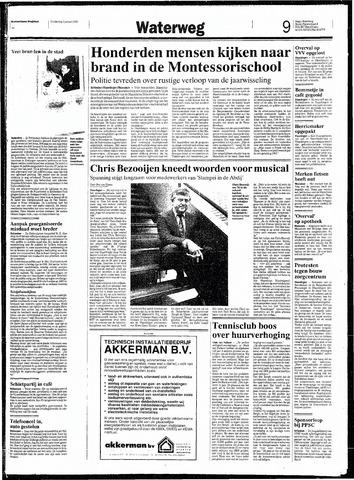 Rotterdamsch Nieuwsblad / Schiedamsche Courant / Rotterdams Dagblad / Waterweg / Algemeen Dagblad 1992