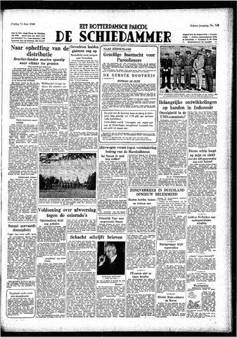Rotterdamsch Parool / De Schiedammer 1948-06-11
