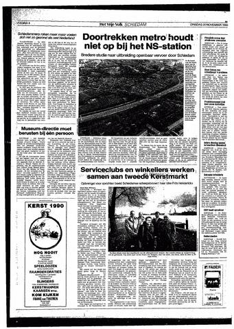 Het Vrije volk 1990-11-20