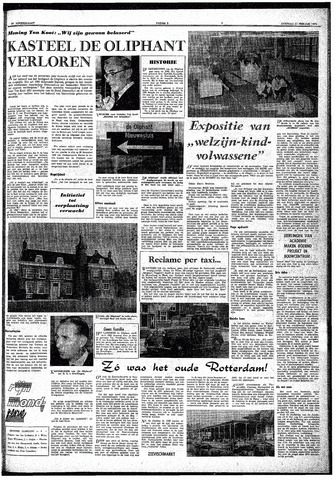 Trouw / De Rotterdammer 1970-02-21