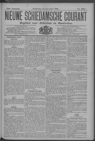 Nieuwe Schiedamsche Courant 1909-11-18