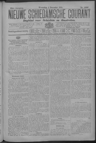 Nieuwe Schiedamsche Courant 1918-12-04