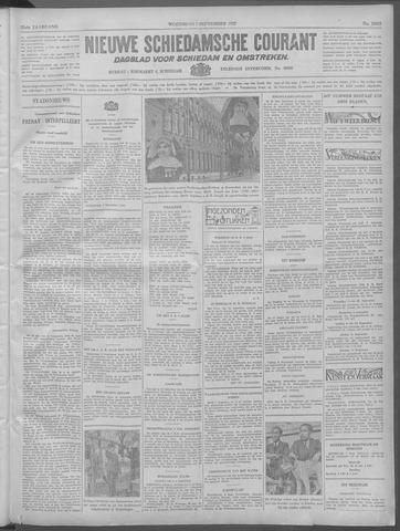 Nieuwe Schiedamsche Courant 1932-09-07