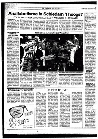 Het Vrije volk 1990-02-23