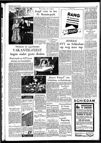 Rotterdamsch Parool / De Schiedammer 1961-08-07