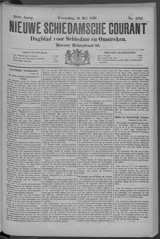 Nieuwe Schiedamsche Courant 1897-05-19