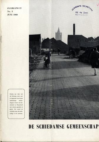 Schiedamse Gemeenschap (tijdschrift) 1960-06-01