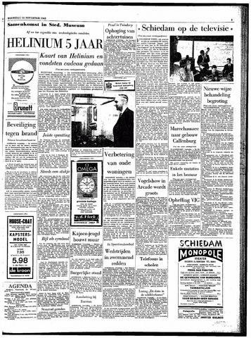 Rotterdamsch Parool / De Schiedammer 1963-11-13