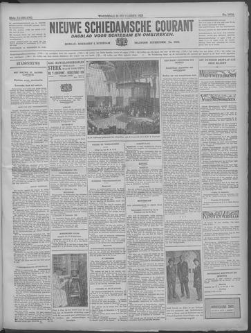 Nieuwe Schiedamsche Courant 1933-09-20