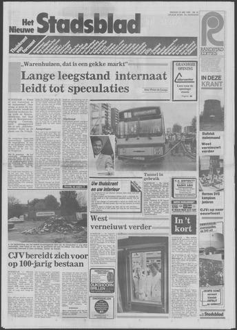 Het Nieuwe Stadsblad 1985-05-23