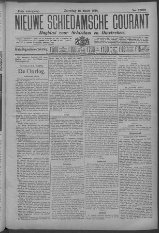 Nieuwe Schiedamsche Courant 1918-03-16