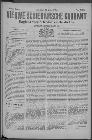Nieuwe Schiedamsche Courant 1897-06-22