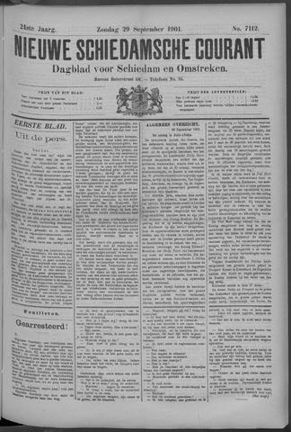 Nieuwe Schiedamsche Courant 1901-09-29