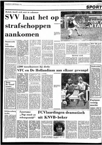 Rotterdamsch Nieuwsblad / Schiedamsche Courant / Rotterdams Dagblad / Waterweg / Algemeen Dagblad 1979-09-03