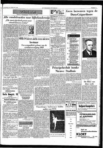 Rotterdamsch Nieuwsblad / Schiedamsche Courant / Rotterdams Dagblad / Waterweg / Algemeen Dagblad 1959-02-28