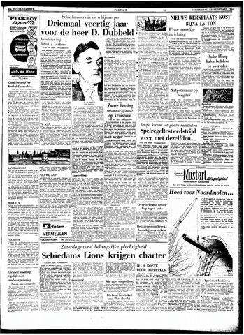 Trouw / De Rotterdammer 1962-02-22