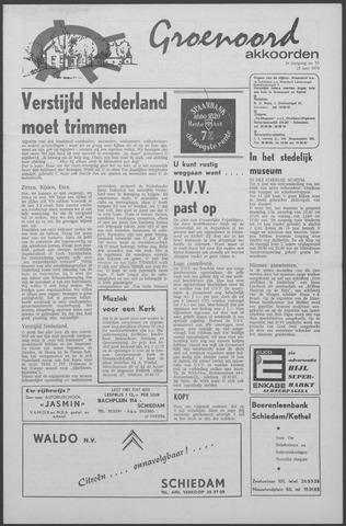 Groenoord Akkoorden 1970-06-25