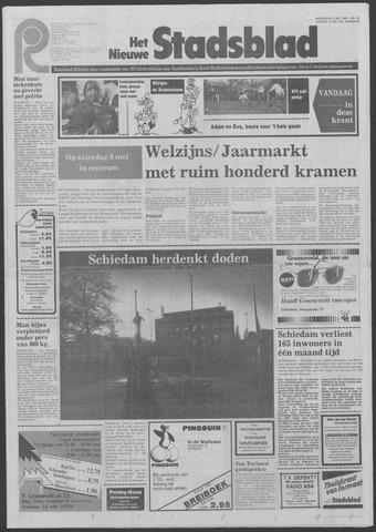 Het Nieuwe Stadsblad 1982-05-05