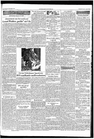Rotterdamsch Nieuwsblad / Schiedamsche Courant / Rotterdams Dagblad / Waterweg / Algemeen Dagblad 1953-10-26
