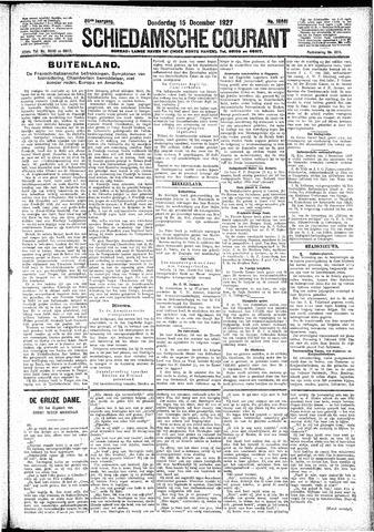 Schiedamsche Courant 1927-12-15