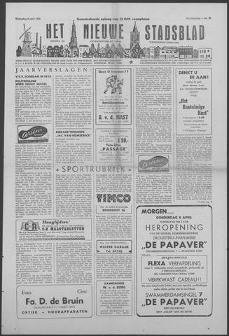 Het Nieuwe Stadsblad 1959-04-08
