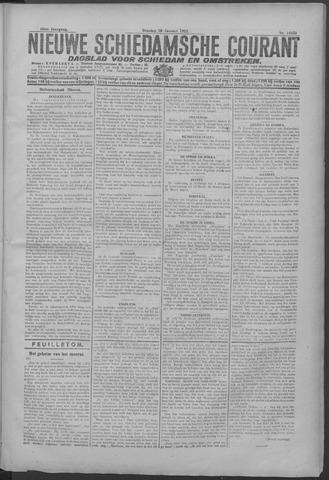 Nieuwe Schiedamsche Courant 1925-01-20