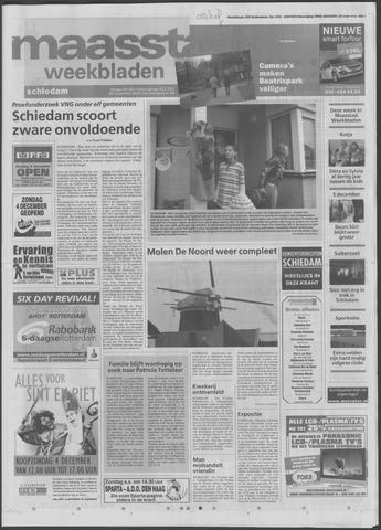 Maaspost / Maasstad / Maasstad Pers 2005-11-30