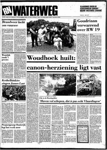 Rotterdamsch Nieuwsblad / Schiedamsche Courant / Rotterdams Dagblad / Waterweg / Algemeen Dagblad 1987-05-01