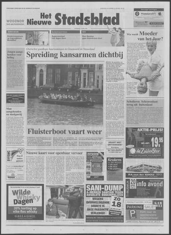 Het Nieuwe Stadsblad 2004-04-14