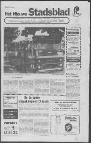 Het Nieuwe Stadsblad 1972-07-26