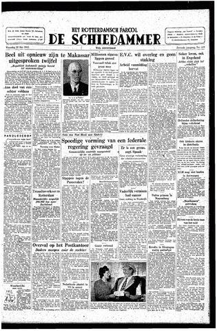 Rotterdamsch Parool / De Schiedammer 1947-05-28