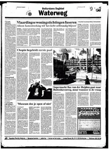 Rotterdamsch Nieuwsblad / Schiedamsche Courant / Rotterdams Dagblad / Waterweg / Algemeen Dagblad 1998-07-02