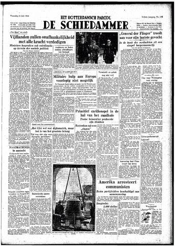Rotterdamsch Parool / De Schiedammer 1948-07-21