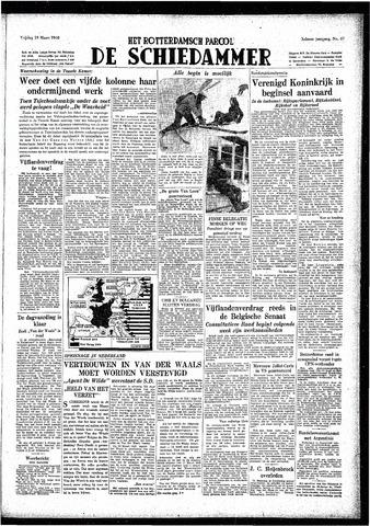 Rotterdamsch Parool / De Schiedammer 1948-03-19