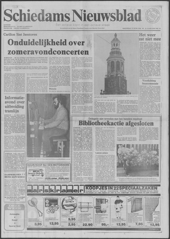 Schiedams Nieuwsblad 1980-06-25